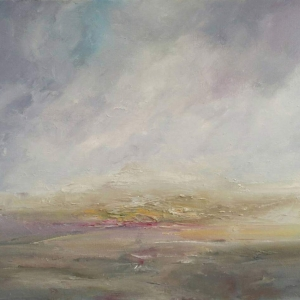 Tide. Oil on Canvas. 60 x 75cm